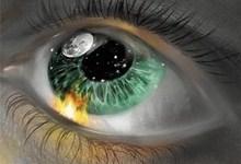 глаз из пробирки
